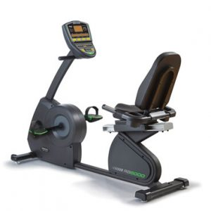Circle Fitness 6000-G1 Recumbent Bike - Premier Fitness Service