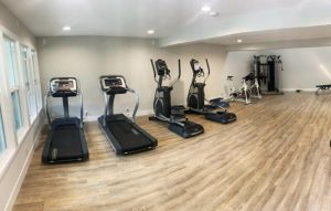 Another beautiful install at Canyon Terrace Apartments in Santa Clarita, CA! - Premier Fitness Service