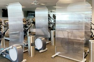 Congratulations to Orange County Fire Authority for installing PremierXP Equipment Dividers! - Premier Fitness Service