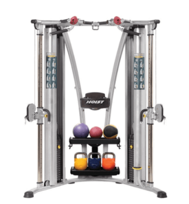 Dual Pulley Functional Trainer - Premier Fitness Service